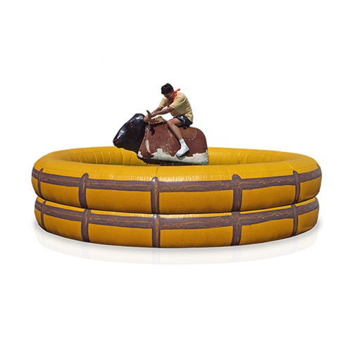 Inflatable Mechanical Rodeo Bull Ride Wholesale Mechanical Riding For Sale