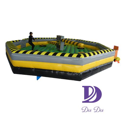 Inflatable melt down game for sale