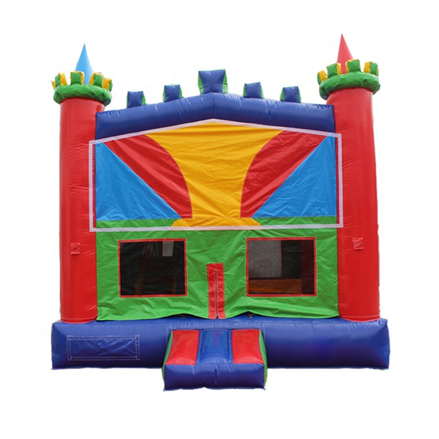 New design indoor bouncy castle with full certification for sale