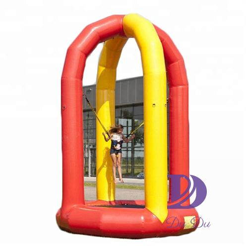 Customized Inflatable Bungee trampoline for sale