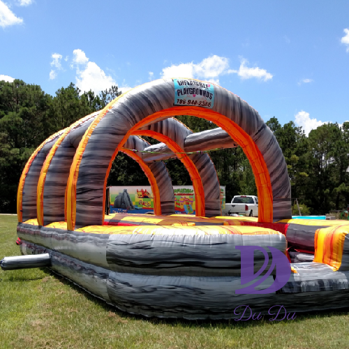 New design big blow up water slide for sale